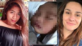 Týdenní miminko narvala do kabelky a chtěla ho propašovat do letadla: Doživotí za únos?