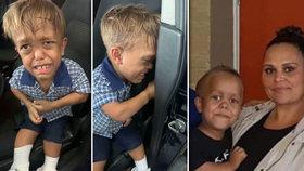 Handicapovaný chlapeček každý den snáší šikanu: Mami, chci umřít!