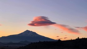 "UFO v Kalifornii? Američané obdivovali na nebi ""mimozemskou"" podívanou"