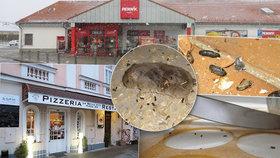 Restaurace s výkaly, pekárna plná švábů a mrtvé myši v supermarketu: Kdo hřešil?