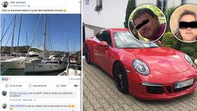 Luxusní život za cizí miliardu?! Tak si žije Jakub O. (24) obviněný z podvodu! Matka na něj byla pyšná