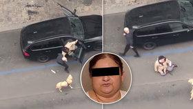 Nevidomou Květu vyhodil taxikář na ulici: Je sprostá, úřednici ztloukla holí, popsali lidé
