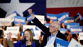 Boj Trumpových soupeřů: Socialista Sanders hravě zvítězil v Nevadě, Biden zaostal