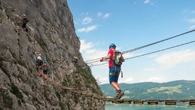 Česká turistka (†25) se zřítila z hory smrti Drachenwand! Zahynul tam i český chlapeček (†6) a sportovec Štěpán!
