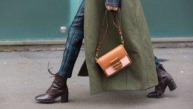 Nejkrásnější boty a kabelky z ulice: Inspirujte se před novou sezonou