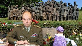 O Památník Lidice se bude starat historik Stehlík. Je empatický, říkají místní