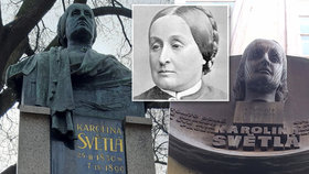 Kvůli smrti dcerky se stala slavnou spisovatelkou. Před 190 lety se v Praze narodila Karolina Světlá