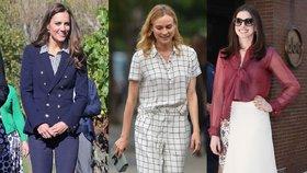 Slavné ženy nosí i levné oblečení: Kdo nakupuje v second handu a která značka je nejoblíbenější?