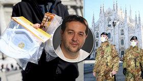 Vrátil jsem se z Itálie, mám koronavirus? Na co si dát pozor a co je domácí karanténa