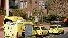 Španělsko ve stavu nouze: Skoro 200 mrtvých, vláda zakázala vycházení a zavřela obchody