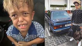 Odporný útok na šikanovaného chlapce (9), který se chtěl zabít: Malý hrdina s odpůrci zametl!