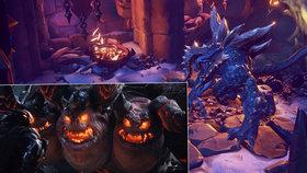 Válka a Svár masakrují pekelné stvůry! Recenze Darksiders Genesis