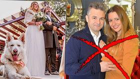 Bývalý majitel Miss se oženil! Která dívka nahradila Čerešňákovou?