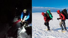 Čtveřice Čechů ve tmě zabloudila v Tatrách. Pátrání horské službě usnadnily souřadnice