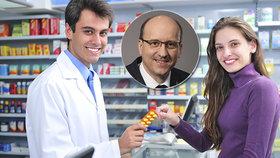 Kam s nepoužitými léčivy? Na tohle dejte pozor, varuje šéf lékárníků