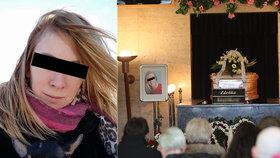 Pohřeb Zdeňky (†41), kterou expřítel ubodal na Sardinii: Život se s ní nemazlil, chtěla být šťastná