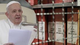 Vatikán poslechl Židy. Otevřel archiv z doby papeže Pia XII., který neodsoudil holokaust