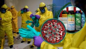 """""""Koronavirus vyléčíte bělidlem a česnekem, může za něj 5G síť"""": Nevěřte fámám na webu"""