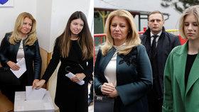 Čaputová po volbách s dcerami: Podmínka pro milionáře, který okouzlil Slovensko