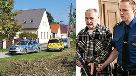 Otce zavraždil, syna postřelil: Recidivista si odsedí 22 let!