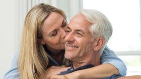 Nejčastější problémy, které trápí muže po padesátce. Pozor, ať je váš partner nepodceňuje