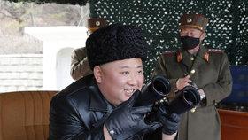 Diktátor Kim po operaci srdce? Dál řídí armádu KLDR, míní vysoce postavený generál USA