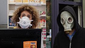 Vláda zastropovala ceny respirátorů, radují se zdravotníci. Budou jen pro vyvolené