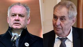 """""""Andreji, neznáš dějiny."""" Zeman peskoval Kisku a zmínil příjem z drog i Hitlera"""
