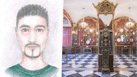 Nová stopa v případu Loupeže století: Policie zná vůz pachatelů a hledá muže s bradkou!