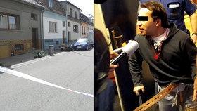 40 ran sekerou a 98 nožem! Přiznání k masakru dvou lidí ze mě vynutila policie, tvrdí obžalovaný