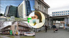 Kde se nechat otestovat na koronavirus: K dispozici jsou nemocnice i soukromá laboratoř
