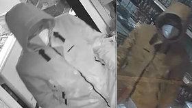 Muž v roušce přepadl obchod v Liberci: Policie prosí o pomoc!
