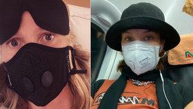 Koronavirus ochromil celebrity: Takhle proti němu bojují hollywoodská esa!