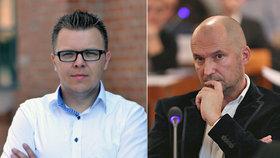 """Žaloba na Švachulu v případu podezření z obří korupce už leží na soudě: Faltýnek ml. to """"zabalil"""""""