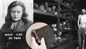 Nejstrašnější dozorkyně v Buchenwaldu: Z lidských hlav dělala těžítka a z kůže fotoalba!