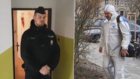 Muž z Chebu zavraždil družku (†23) před očima dítěte (3)?! Pak na sebe zavolal policii