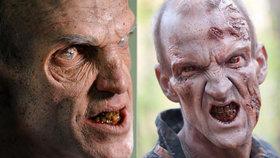 Zombie herec z The Walking Dead pokousal fanynku, která se do něj zakoukala!