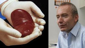 Máte v pořádku ledviny? Otestujte se! Lékař prozradil nové postupy v léčbě!