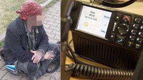 VIDEO: Zpitý Fin (36) meditoval na silnici. Pak skákal pod auta, místo na letišti skončil na záchytce