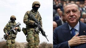 """""""Jsou to fašisti a barbaři!"""" Erdogan se pustil do Řeků kvůli bránění hranic"""