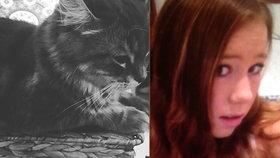 Brutálně ubodala svoji kočku a vyhodila ji z okna! Důvod? Byla příliš roztomilá!
