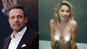 Čerstvý úlovek Bena Afflecka: Sbalil novou Bond girl!
