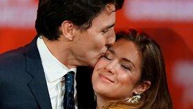 Manželka kanadského premiéra nakažená koronavirem se vyléčila. Trudeau zůstává doma