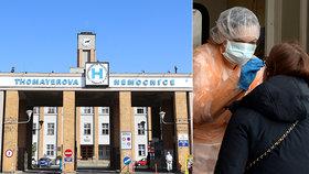 Thomayerova nemocnice bude testovat na koronavirus: Za preventivní odběr si připlatíte