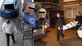 Vražda dívky v Letňanech: Podezřelého našli na Slovensku, poznali ho v restauraci