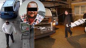 Vražda dívky v Letňanech: Zabil ji Tomáš (35)?! Policisté ho hledají, může být nebezpečný