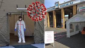 Stovky lidí v Praze chtějí otestovat na koronavirus. Může to být kontraproduktivní, varují nemocnice