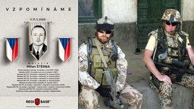 Před 12 lety na misi zemřel hrdina Milan Štěrba: Zabil ho sebevražedný atentátník