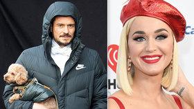 Bez sexu a masturbace! Bloom přiznal půlroční celibát, aby ulovil Katy Perry