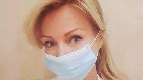 Kateřina Brožová po návratu ze Španělska: Výhrůžky smrtí kvůli koronaviru